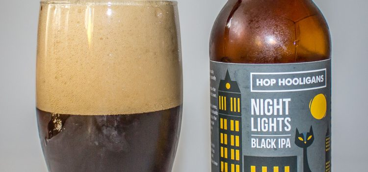 Night Lights – black IPA